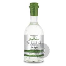 La Favorite - Rhum blanc - La Digue - Millésime 2020 - 70cl - 52°