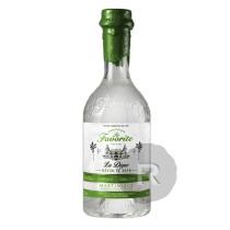 La Favorite - Rhum blanc - La Digue - Millésime 2018 - 70cl - 52°