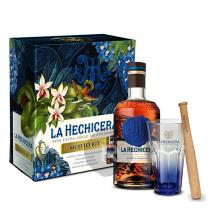 La Hechicera - Rhum hors d'âge - Kit Mojito - 70cl - 40°