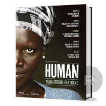 Livre - Human - Yann Arthus Bertrand- 224 pages