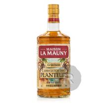 La Mauny - Rhum vieux - Association des Planteurs - 70cl - 40°
