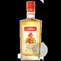 La Mauny - Shrubb - Mandarine, citron vert, pamplemousse - 70cl - 30°