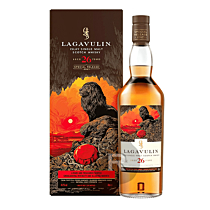 Lagavulin - Whisky - Single malt - 26 ans - Special Release 2021 - 70cl - 44,2°