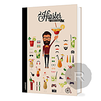 Larousse - Hipster Cocktails - 96 pages