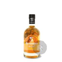 Les Rhums de Ced' - Ti Arrangé - Ananas Passion Bio - Demi bouteille - 35cl - 21°