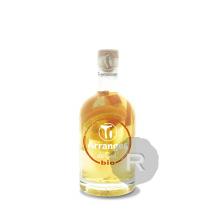 Les Rhums de Ced' - Ti'arrangés - Orange Citron Bio - Demi bouteille - 35cl - 21°