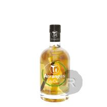 Les Rhums de Ced' - Ti'arrangés - Pomme Poire Bio - Demi bouteille - 35cl - 21°