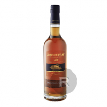 Longueteau - Rhum ambré - Original Spicy - 70cl - 40°