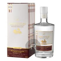 Longueteau - Rhum blanc - Selection Parcellaire Canne Rouge N° 12 - 70cl - 55°