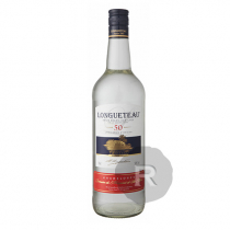 Longueteau - Rhum blanc - 1L - 50°