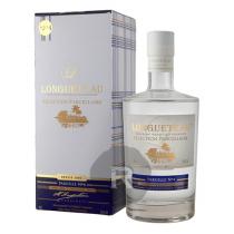 Longueteau - Rhum blanc - Sélection Parcellaire n°4 - Canne Bleue 2019 - 70cl - 55°