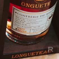 Longueteau - Rhum hors d'âge - Confrérie du Rhum - Single Cask 2014 - 70cl - 48,6°