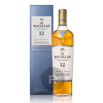 Macallan (The) - Whisky - Single Malt - 12 ans - Triple Cask - 70cl - 40°
