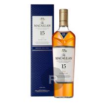 Macallan (The) - Whisky - Single Malt - 15 ans - Double Cask - 70cl - 43°