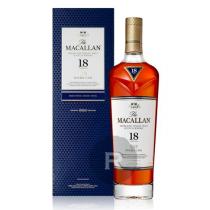 Macallan (The) - Whisky - Single malt - 18 ans - Double cask - 70cl - 43°