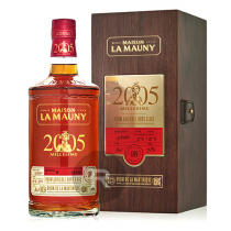 La Mauny - Rhum hors d'âge - Millésime 2005 - MEB 2020 - 2005 ex. - 70cl - 42°