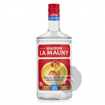 La Mauny - Rhum blanc - 1L - 45°