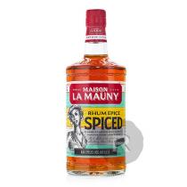 La Mauny - Rhum ambré - Spiced - 70cl - 40°