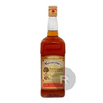 Mangoustan - Rhum ambré - 1L - 42°