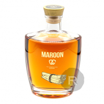 Maroon - Rhum épicé - Spice bois bandé - 70cl - 42°
