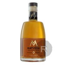 Matugga - Rhum ambré - Golden rum - 70cl - 42°