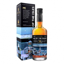 House of Mc Callum - Whisky - MC of the Isles - Rum cask - 70cl - 43,5°