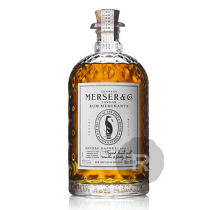 Merser & co - Rhum vieux - Double Barrel - 70cl - 43,1°