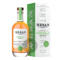 Mezan -Rhum hors d'âge - Jamaica - Monymusk - 12 ans - Millésime 2007 - 70cl - 46°