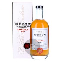 Mezan - Rhum hors d'âge - Trinidad - Millésime 2007 - 70cl - 46°