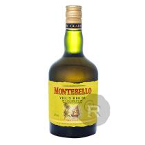 Montebello - Rhum vieux - 70cl - 42°