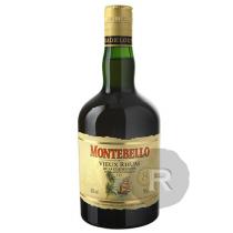 Montebello - Rhum hors d'âge - 8 ans - 70cl - 42°