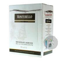 Montebello - Rhum blanc - Cubi - 3L - 50°