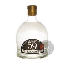 Montebello - Rhum blanc - Cannonball R1963 - Premium Blended - 70cl - 59°