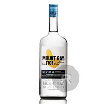 Mount Gay - Rhum blanc - Silver - 1L - 40°
