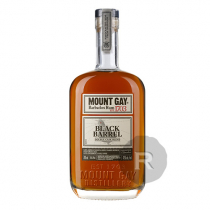 Mount Gay - Rhum Très vieux - Black Barrel - Double Cask - 70cl - 43°