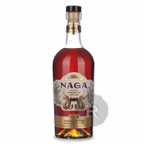 Naga - Rhum hors d'âge - Anggur edition - Red wine cask finish - 70cl - 40°