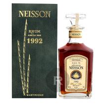 Neisson - Rhum hors d'âge - Brut de Fût - 1992 - Velier - Carafe - 70cl - 49,2°