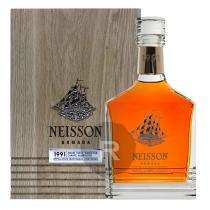 Neisson - Rhum hors d'âge - Armada - Millésime 1991 - Carafe Cristal - 70cl - 45°