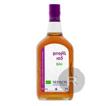 Neisson - Rhum ambré - Profil 105 - Bio - 70cl - 53,3°