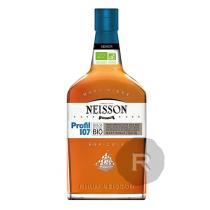 Neisson - Rhum ambré - Profil 107 - Bio - 70cl - 53,8°