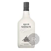 Neisson - Rhum blanc - L'Esprit - Zepol Karé sérigraphiée - 70cl - 70°