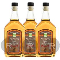 Neisson - Sirop de canne Bio - 70cl - Lot de 3 bouteilles