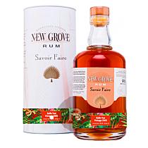 New Grove - Rhum hors d'âge - Belle Vue - Vintage 2005 - Savoir faire - 70cl - 45°
