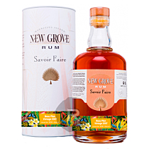 New Grove - Rhum hors d'âge - Beau Plan - Vintage 2007 - Savoir faire - 70cl - 45°