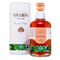New Grove - Rhum hors d'âge - Ville Bague - Vintage 2004 - Savoir faire - 70cl - 45°