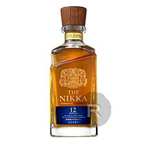 Nikka - Whisky - 12 ans - The Nikka - 70cl - 43°