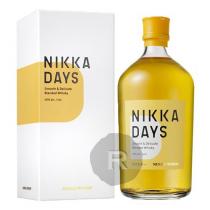Nikka - Whisky - Nikka days - Blended Whisky - 70cl - 40°