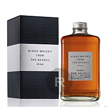 Nikka - Whisky - From the barrel - Blend - 50cl - 51,4°