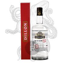 Dillon - Brut de Colonne - 70cl - 71,3° +  Tapis de Bar 61cm x 10cm