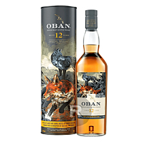 Oban - Whisky - Single malt - 12 ans - Special Release 2021 - 70cl - 56,2°